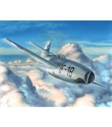 "1:72 Yakovlev Yak-23 Flora "" Warsaw Pact"""