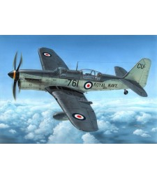 1:48 Fairey Firefly AS Mk.7 Antisubmarine version