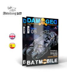 ABT711 Damaged, Worn and Weathered Models Magazine - 05 (English)