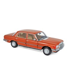 Mercedes-Benz 450 SEL 6.9 1976 - Inca Orange metallic