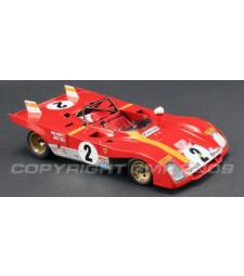 FERRARI 312PB #2 Andretti/Ickx