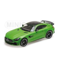 MERCEDES-AMG GT-R – 2017 – GREEN