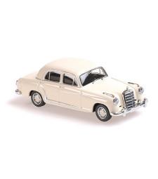 MERCEDES-BENZ 220S - 1956 - WHITE - MAXICHAMPS