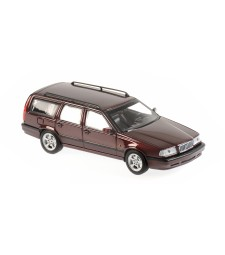 VOLVO 850 BREAK - 1994 - RED METALLIC - MAXICHAMPS