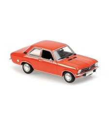 OPEL ASCONA - 1970 - RED - MAXICHAMPS