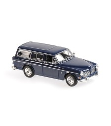 VOLVO 121 AMAZON BREAK - 1966 - DARK BLUE - MAXICHAMPS