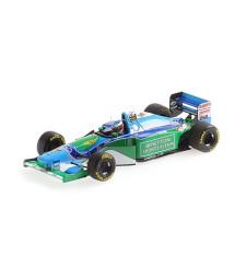 BENETTON FORD B194 - MICHAEL SCHUMACHER - WINNER BRAZILIAN GP 1994