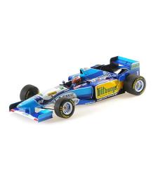 BENETTON RENAULT B195 - MICHAEL SCHUMACHER - WINNER PACIFIC GP WORLD CHAMPION 1995