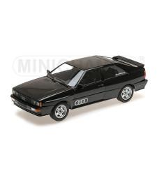AUDI QUATTRO - 1980 - BLACK METALLIC