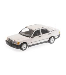 MERCEDES-BENZ 190E (W201) - 1982 - WHITE