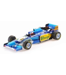 BENETTON RENAULT B195 - MICHAEL SCHUMACHER - WINNER MONACO GP 1995