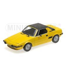 FIAT X1/9 - 1974 - YELLOW