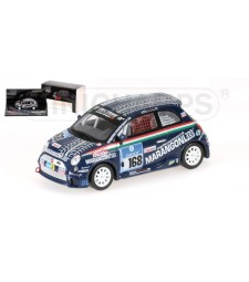 FIAT 500 24h NURBURGRING 2008 (RESIN)