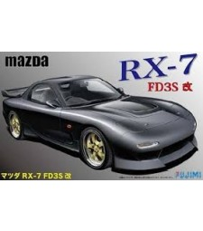 1:24 ID CAR Series Mazda RX-7 Kai