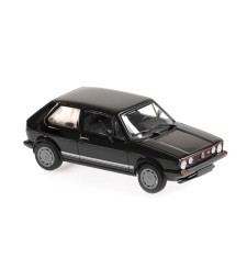 VOLKSWAGEN GOLF GTI - 1983 - BLACK - MAXICHAMPS