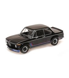 BMW 2002 TURBO - 1973 - BLACK