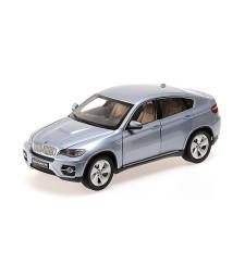 BMW X6 ACTIVE HYBRID (E71) – BLUE WATER METALLIC (08763BW)