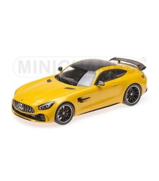 MERCEDES-AMG GT-R – 2017 – YELLOW L.E. 402 pcs.
