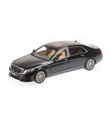 BRABUS 900 MERCEDES-MAYBACH S600-OBSIDIAN BLACK