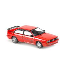 AUDI QUATTRO - 1981 - RED - MAXICHAMPS