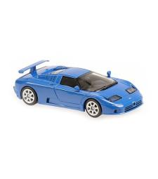 BUGATTI EB 110 - 1994 - BLUE - MAXICHAMPS