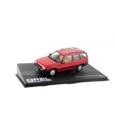 Opel Kadett E Caravan, Red