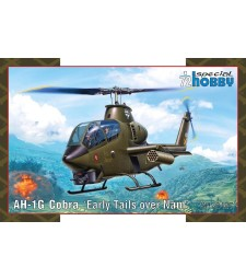 1:72 AH-1G Cobra 'Early Tails'