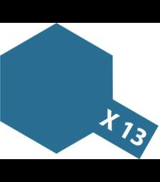 X-13 Metallic Blue - Acrylic Paint (Matallic) 23 ml