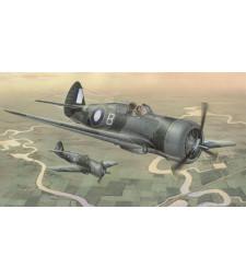 """1:32 Mohawk Mk.IV """"Hawk with Cyclone engine"""""""