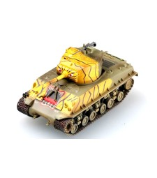 1:72 M4A3E8 Middle Tank -  5th Inf. Tank Co., 24th Inf. Div.