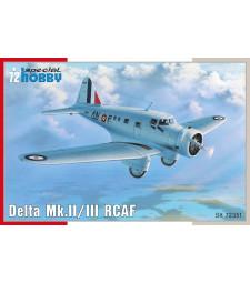 1:72 Delta Mk.II/III RCAF