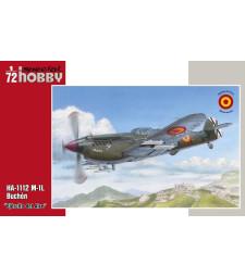 """1:72 HA-1112 M-1L Buchón """"Ejército del Aire"""""""