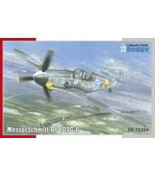 1:72 Messerschmitt Bf 109G-6 'Mersu over Finland'