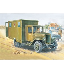 1:35 ZiS-44 Russian military ambulance