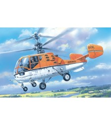 1:72 Kamov Ka-15M Russian multipurpose helicopter