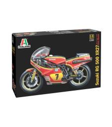 1:9 SUZUKI RG500 XR27 (Team Heron Barry Sheene 1978)