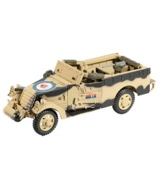 M3A1 Scout Car (WWII Collection by EAGLEMOSS)