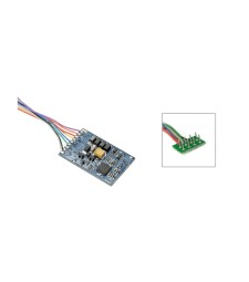 LokPilot Standard DCC, 8-pin. interface