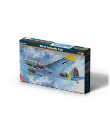 1:72 DB-3F Luftwaffe Test