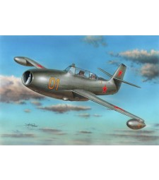 "1:72 Yakovlev Yak-23UTI ""Two Seater"""