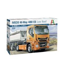 1:24 IVECO HI WAY 480 E5 (Low Roof)