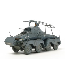 1:48 German 8-Wheeled Heavy Armored Car Sd.Kfz.232