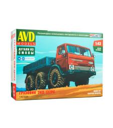 ZIL-132RS flatbed truck - Die-cast Model Kit