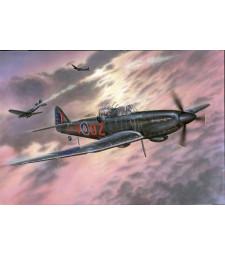 """1:72 B&P Defiant Mk.II """"Night fighter"""""""