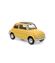Fiat 500 L 1968 - Yellow