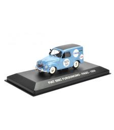 FIAT 500C FURGONCINO - FAGO - 1950