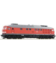 Diesel locomotive class 233 of the Deutsche Bahn, epoch VI