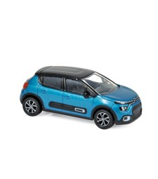Citroen C3 2020 - Blue & Black