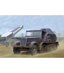 1:35 Sd.Kfz.7/3 Half-Track Artillery Tractor