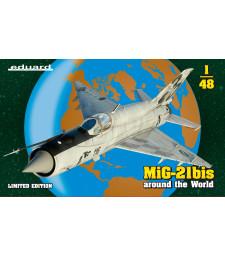 1:48 MiG-21bis - Limited Edition
